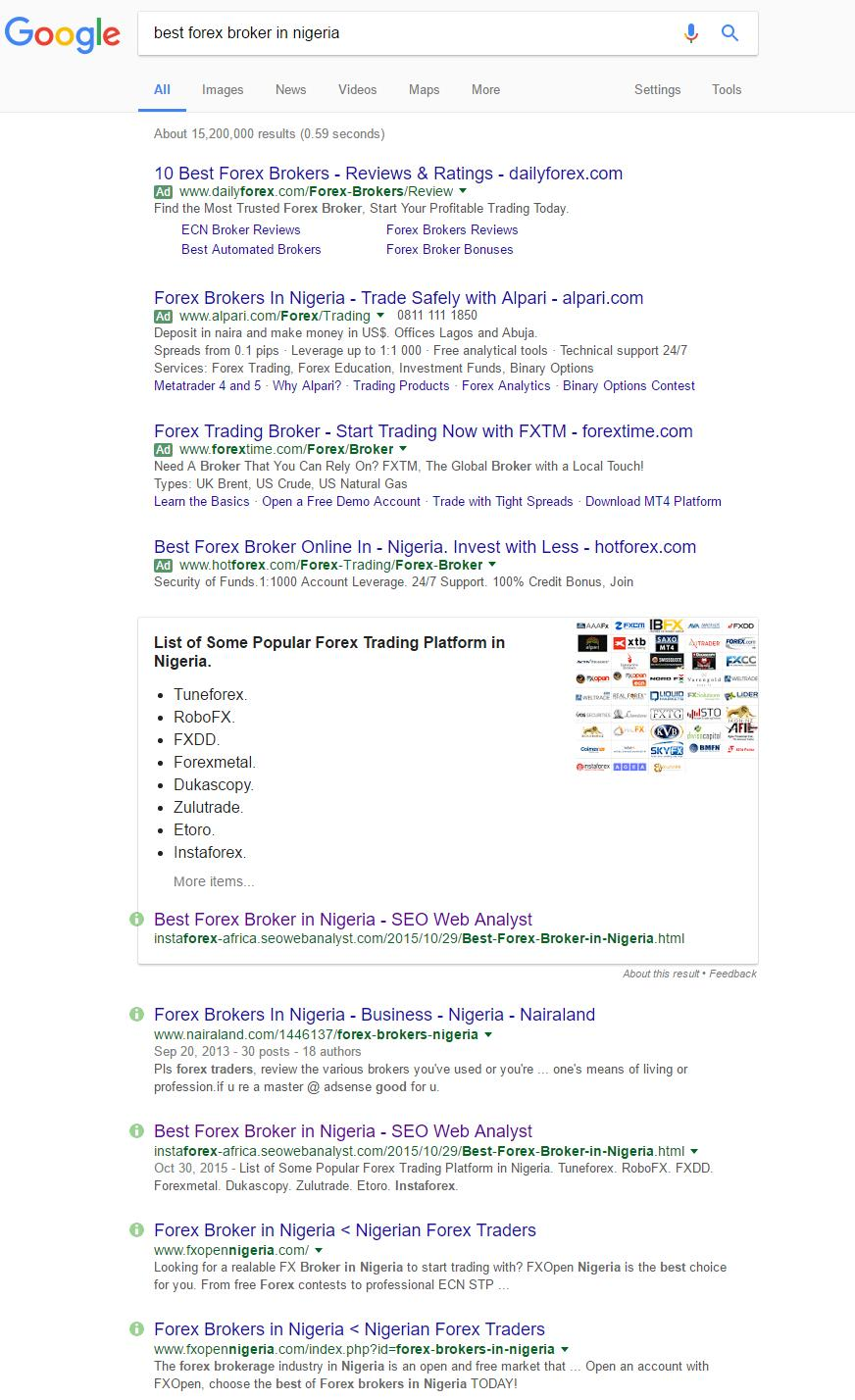google-search-snippets