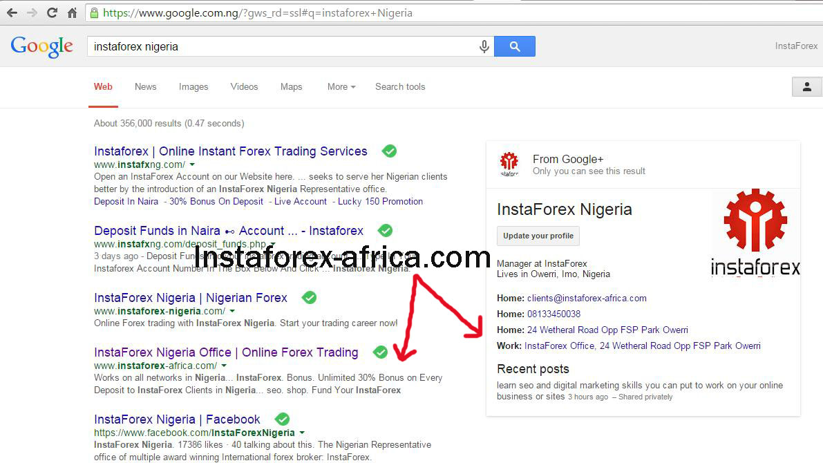 Best forex broker in nigeria