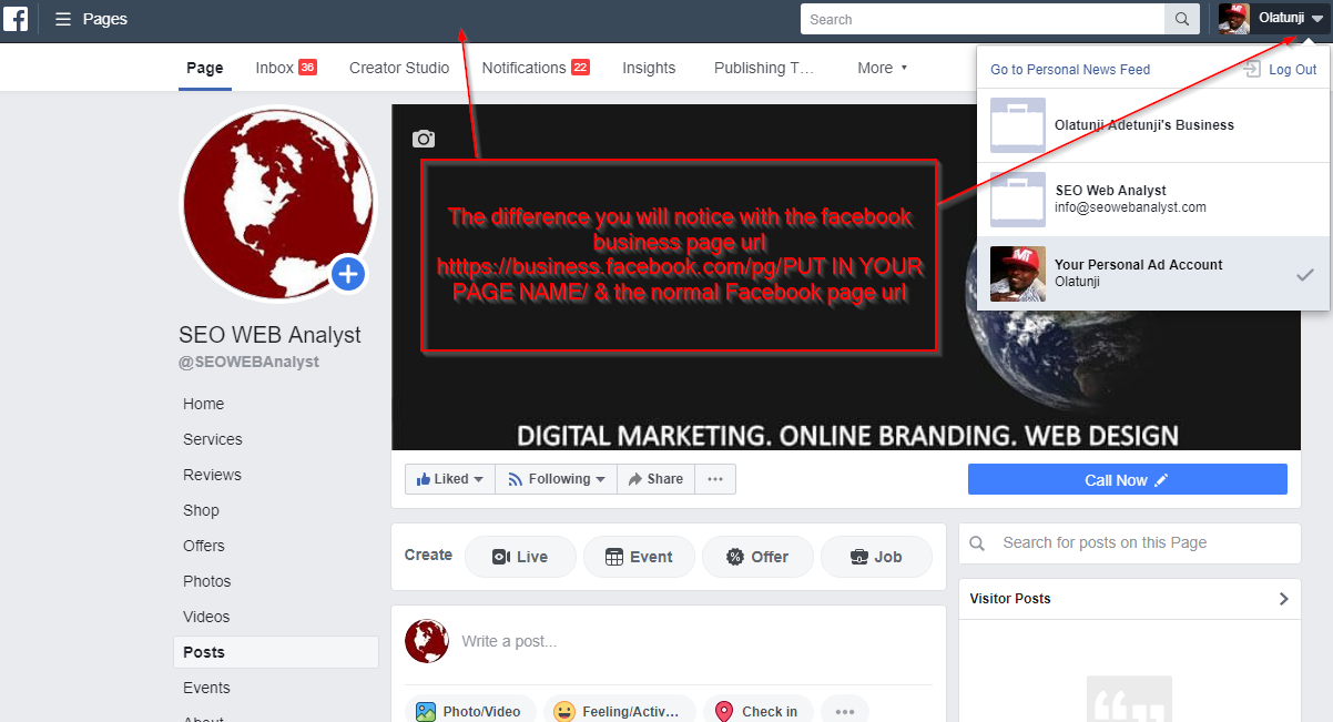 new-Facebook-business-page